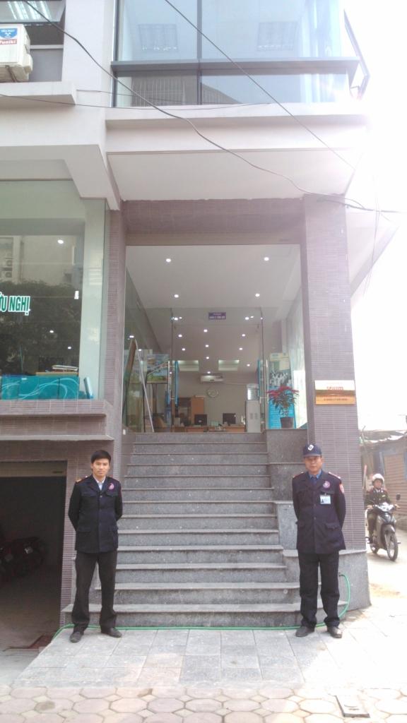 Dịch vụ bảo vệ tại Bắc Giang