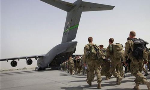 Obama điều binh sĩ tới Iraq bảo vệ công dân