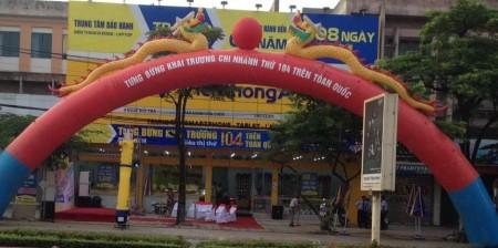 Dịch vụ bảo vệ cho siêu thị điện máy VienThongA