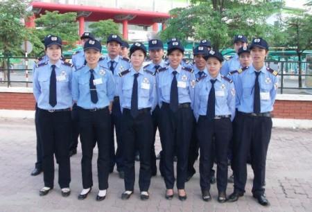 Dịch vụ cho thuê nữ bảo vệ tại Hà Nội
